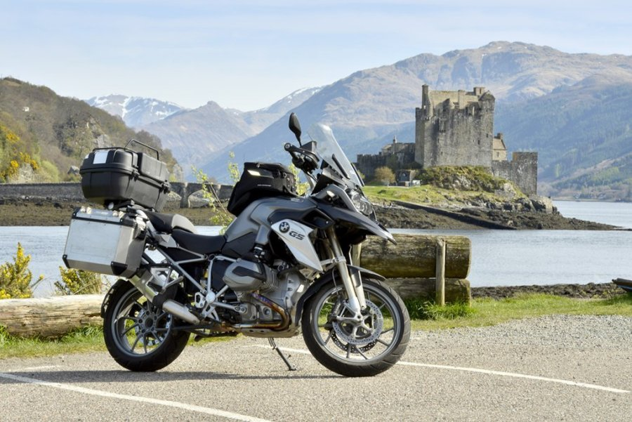 Motorcycle Hire Scotland